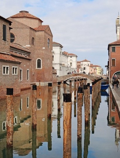 Chioggia. Photograph by dalbera on Flickr